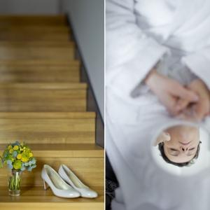 Standesamtliche Hochzeit in Dresden - Melanie & Karsten