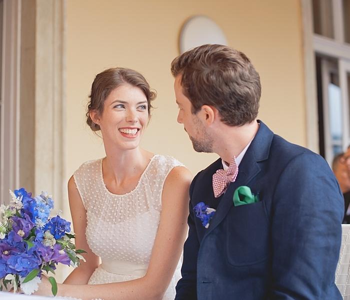 Hochzeit in Bad Schandau . Helena & Yannick