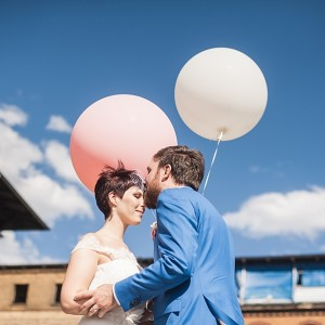 Sandra & Stefan - Hochzeitsreportage in Dresden